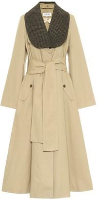 Loewe Cotton twill coat