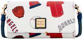 Dooney & Bourke MLB Angels Daphne Crossbody Wallet
