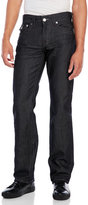 True Religion Straight Fit Flap Pocket Jeans
