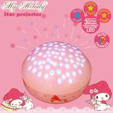 """""""Touch Active, Easy Clean"""" Twilight Constellation Galaxy Round Projector Night Light by Lumitusi"""