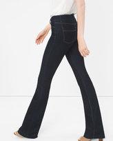 White House Black Market Skinny Flare Jeans