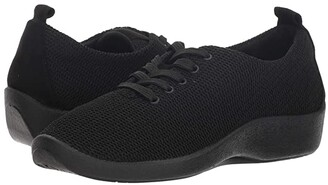 ARCOPEDICO Net 3 (Black) Women's Shoes