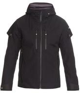 Mover Shell Technical Cotton-gabardine Ski Jacket