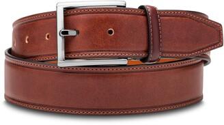 Bosca Salerno Leather Belt