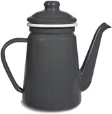 Garden Trading - Enamel Coffee Pot - Charcoal