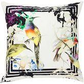 Roberto Cavalli Bird Ramage Pillow