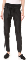 The Kooples Drawstring Pants with Side Stripe