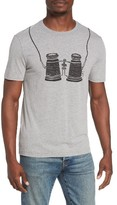 Original Penguin Men's Binoculars Graphic T-Shirt