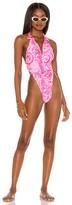 Thumbnail for your product : Frankie's Bikinis Osaka One Piece Bikini