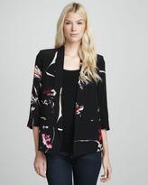 French Connection Floral-Pattern Blazer (Stylist Pick!)
