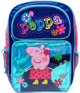 Peppa Pig Blue Backpack