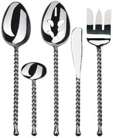 Gourmet Settings Silver Tear 5 Piece Hostess Set
