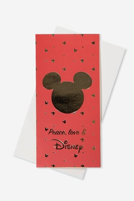 Typo Disney Gift Wallet