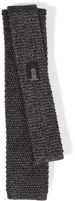 Jigsaw Melange Knit Tie