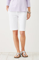 J. Jill Cotton-Stretch Walking Shorts