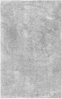 nuLoom Kara Solid Shag Gray Rug