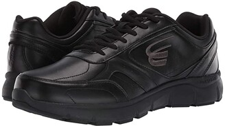 Spira WaveWalker (Black) Men's Walking Shoes