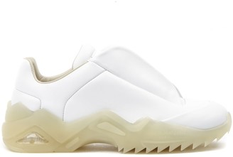 Maison Margiela White Leather New 22 Future Sneakers