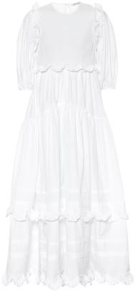 Cecilie Bahnsen Maren cotton dress