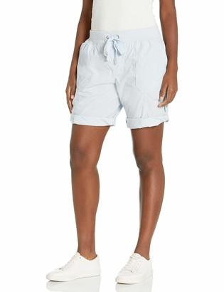 Calvin Klein Women's Premium Performance Convertible Cargo Bermuda Short