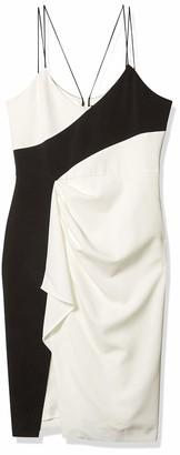 Parker Women's Arlene Color Blocked Combo Dress