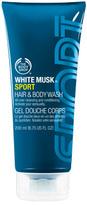 The Body Shop White Musk Sport Hair & Body Wash