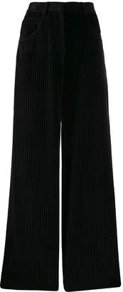 M Missoni flared corduroy trousers