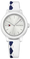 Tommy Hilfiger Argyle Crystal Sport Watch