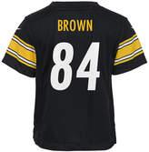 Nike Babies' Antonio Brown Pittsburgh Steelers Game Jersey