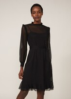 Thumbnail for your product : Phase Eight Star Flock Dress
