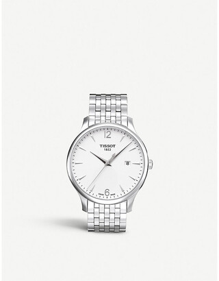 Tissot Women's Stainless Steel T063.610.11.037.00 Tradition Watch
