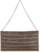 Chanel Ponyhair Chain Clutch