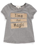 Truly Me Infant Girl's Time For Magic Stripe Tee
