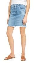 AG Jeans Women's Erin Denim Miniskirt