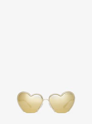 Michael Kors Heart Breaker Sunglasses
