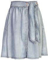 Diesel Lyocel Bow Skirt