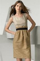 Dolce & Gabbana Paperbag Waist Dress