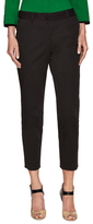 Dolce & Gabbana Solid Cropped Trouser