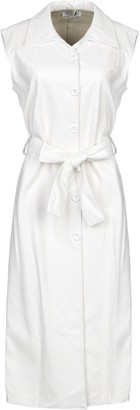 Odi Et Amo 3/4 length dresses