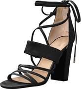 GUESS Women's Conesa Strappy Heels