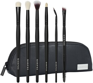 Morphe Eye Stunners 6-Piece Brush Collection