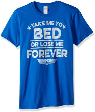 Top Gun American Classics Unisex-Adults Big and Tall Lose Me Forever Short Sleeve T-Shirt