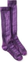 L.L. Bean Bean's Alpine Ski Socks, Lightweight