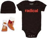 Trumpette Radical Gift Set (Baby) - Black-12-18 Months