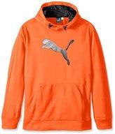 Puma Men's Striker Tec Hoody Fleece