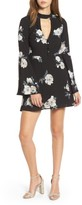 Socialite Women's Harper Bell Sleeve Dress