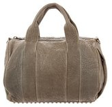 Alexander Wang Leather Rocco Duffel Bag