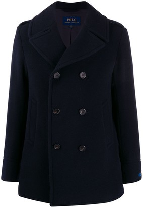 Polo Ralph Lauren Boxy Fit Double Buttoned Jacket