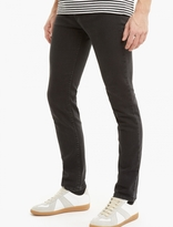 Acne Studios Black Ace Used Cash Jeans