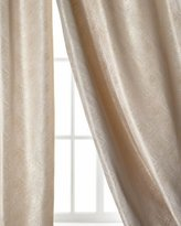 Dian Austin Couture Home Polygon Curtain, Taupe, 96""